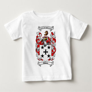 Adkins Coat of Arms / Adkins Family Crest Baby T-Shirt