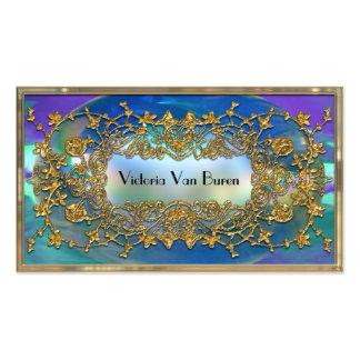 Adlamchelle Juniper Elegant Professional Business Card Templates