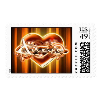 Adleigh Postage Stamp