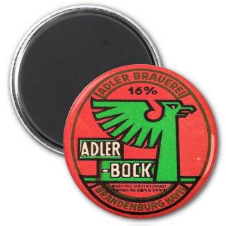 Adler Bock Fridge Magnets