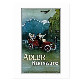 Adler Kleinauto Postal