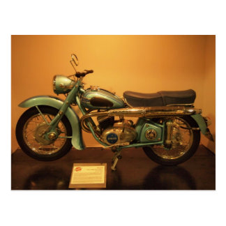 Adler Motocycle 1953 Postal