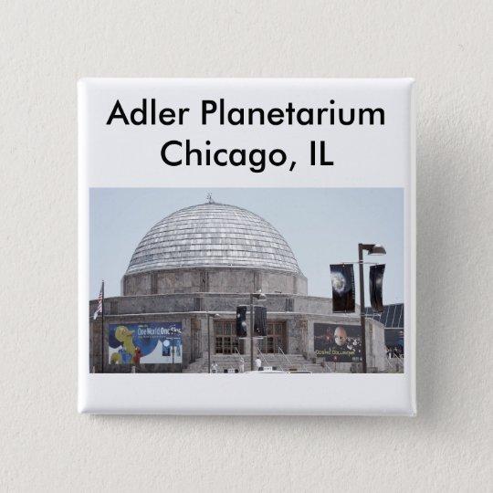 Adler Planetarium - Chicago, IL Button