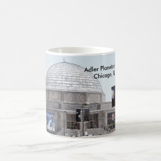 Adler Planetarium - Chicago, IL Coffee Mug