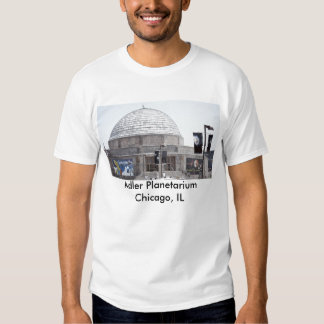 Adler Planetarium - Chicago, IL Tee Shirt