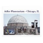 Adler Planetarium - ... Post Cards