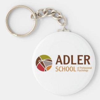 Adler School Keychain 1