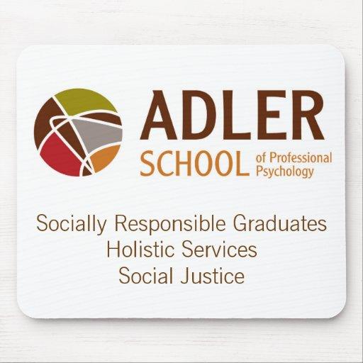 Adler School Mousepad 1