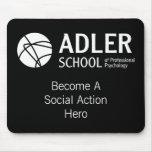 Adler School Mousepad 3