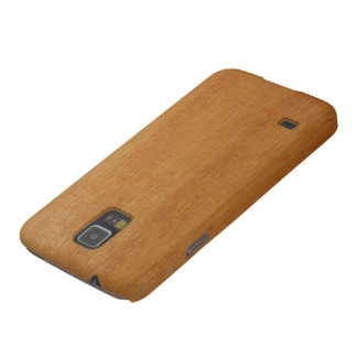 Adler Wood Print Galaxy S5 Case