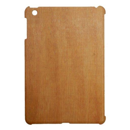 Adler Wood Print Cover For The iPad Mini