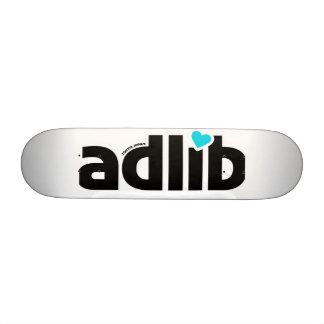 adlib (ad lib) skateboard
