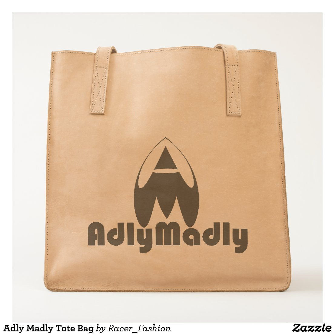 Adly Madly Tote Bag