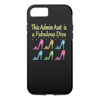 ADMIN ASST SHOE LOVER DESIGN iPhone 8/7 CASE