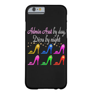 ADMIN ASST SHOE QUEEN BARELY THERE iPhone 6 CASE