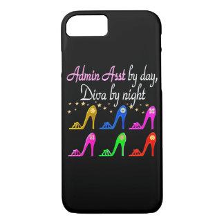 ADMIN ASST SHOE QUEEN iPhone 8/7 CASE