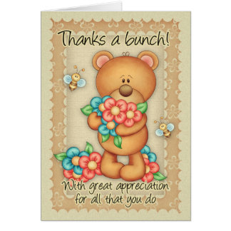Admin Professional's Day - Administrative Professi Greeting Card