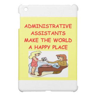adminiatrative assistants cover for the iPad mini