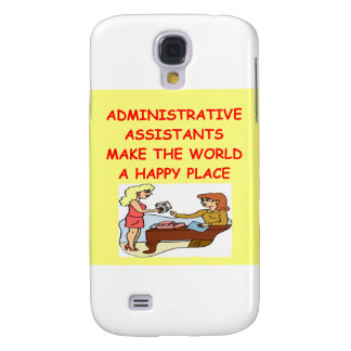 adminiatrative assistants galaxy s4 covers