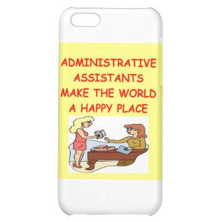 adminiatrative assistants iPhone 5C cover