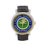 Administración Federal de Aviación de FAA Reloj De Mano