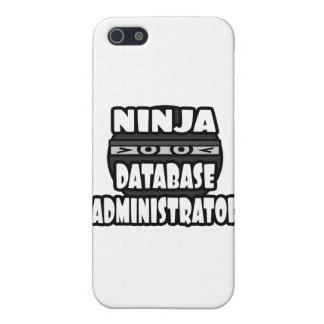 Administrador de base de datos de Ninja iPhone 5 Cobertura