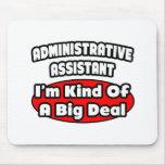 Administrative Assistant...Big Deal Mouse Pad