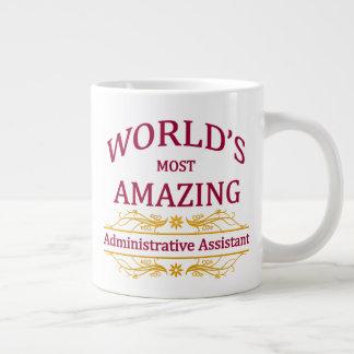 Administrative Assistant Giant Coffee Mug