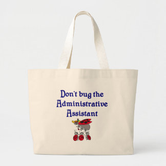 Administrative Assistant Tote Bag