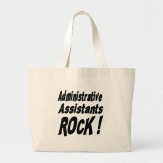 Administrative Assistants Rock! Tote Bag