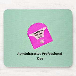 Administrative Professional Day Mouse Pad