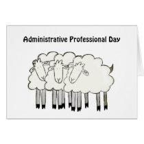 Administrative Professional Day - Thanks
