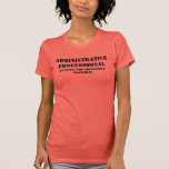 Administrative Professional Shirts
