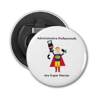 Administrative Professional Super Hero (Blonde)