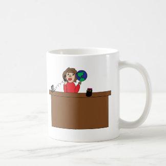 Administrative Professional World (Brunette) Mug