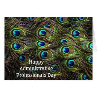 Administrative Professionals Appreciation Card