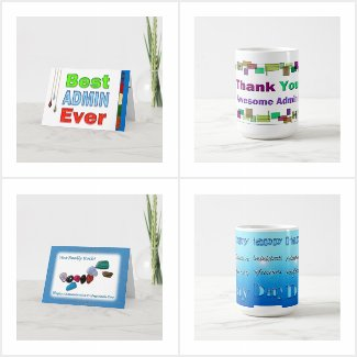 Administrative Professionals Day Cards and Gifts