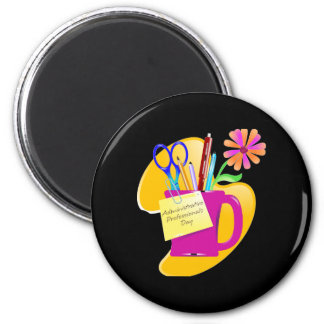 Administrative Professionals Day Design Refrigerator Magnets