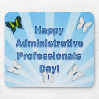Administrative Professionals Gifts Best Admin Ever Mouse Pad