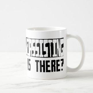 ¿Administrativo ayudando a qué más está allí? Taza De Café