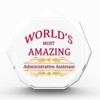Administrator Assistant Award