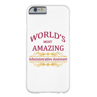 Administrator Assistant Barely There iPhone 6 Case