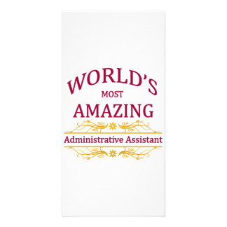Administrator Assistant Card