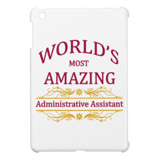Administrator Assistant iPad Mini Covers