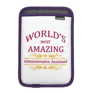 Administrator Assistant iPad Mini Sleeve