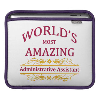 Administrator Assistant iPad Sleeve