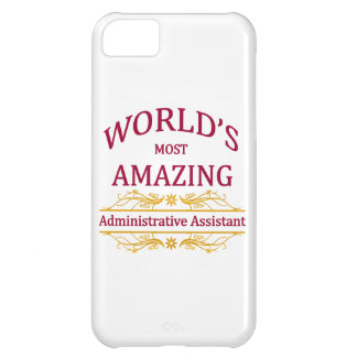 Administrator Assistant iPhone 5C Cover