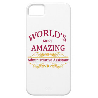 Administrator Assistant iPhone SE/5/5s Case