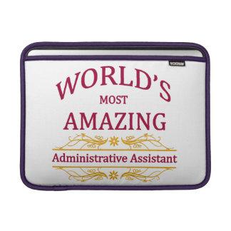 Administrator Assistant MacBook Air Sleeve
