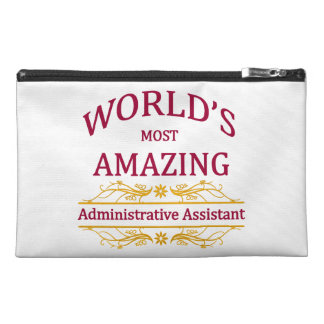 Administrator Assistant Travel Accessory Bag
